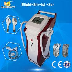 Trung Quốc SHR E - Light IPL Beauty Equipment 10MHZ RF Frequency For Face Lifting nhà cung cấp