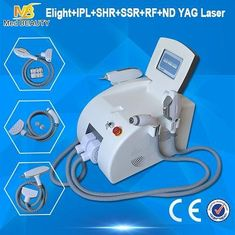 Trung Quốc High Power Hair Removal Machine IPL RF ND YAG Laser Permanent nhà cung cấp