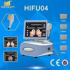 Trung Quốc Portable Hifu Machine Beauty Equipment Superficial Deel Dermis And SMAS nhà cung cấp