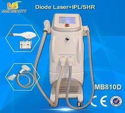 Trung Quốc Painless Diode Laser Hair Removal , Permanent 808nm IPL SHR Hair Removal Machine nhà cung cấp