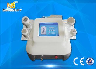 Trung Quốc Face Lifting Ultrasonic Cavitation Rf Slimming Machine , 8 Inch Color Touch Screen nhà cung cấp