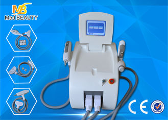 Trung Quốc White IPL SHR RF ND YAG LASER IPL Beauty Equipment Vertical Type nhà cung cấp