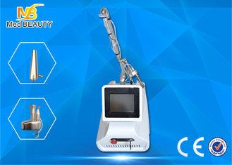 Trung Quốc Portable Co2 Fractional Laser CO2 Laser Cutting Machine 10600nm Wavelength nhà cung cấp
