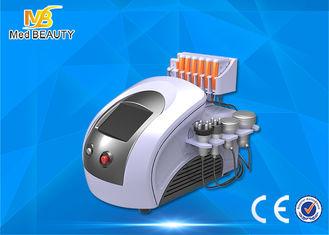 Trung Quốc 8 Inch Touch Screen Ultrasonic Vacuum Slimming Machine Lipo Laser Slimming Equipment nhà cung cấp
