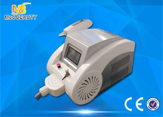 Trung Quốc Grey ND Yag Laser Tattoo Removal machine , q switched laser for tattoo removal nhà cung cấp