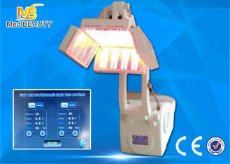 Trung Quốc Intelligent Multifunctional Hair Regrowth Rf Beauty Machine For Popular , Continuous And Pulse nhà cung cấp