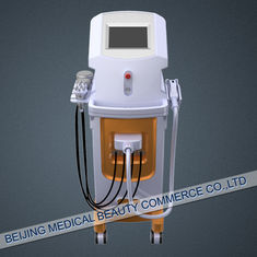 Trung Quốc 755nm Ipl Hair Removal Machines with cavitation rf slimming perfect combination nhà cung cấp