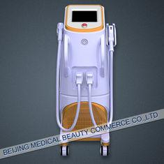 Trung Quốc IPL Diode Laser Hair Removal Machine 2 In 1 , E Light Hair Removal nhà cung cấp