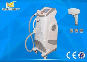 Trung Quốc Professional 808nm Diode Pain Free Laser Hair Removal Machines 1-120j / Cm2 nhà cung cấp