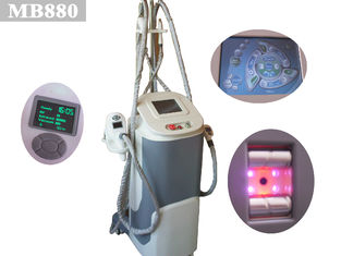 Trung Quốc Vacuum Roller Cavitation RF Lipo Cavitation Machine MB10s For Weight Loss Skincare nhà cung cấp