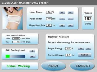Trung Quốc 810nm Diode Laser permanent  Hair Removal Machine nhà cung cấp