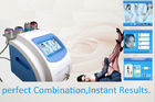 Trung Quốc Ultrasonic Cavitation+Monopolar RF+Tripolar RF+Vacuum Liposuction 5 in 1 System nhà máy sản xuất