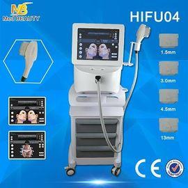 Trung Quốc Hifu High Intensity Focused Ultrasound Eye Bags Neck Forehead Removal nhà phân phối