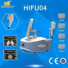 Trung Quốc Beauty Laptop HIFU Machine Salon Clinic Spa Machines 2500W 4 J/Cm2 nhà phân phối