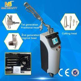 Trung Quốc Medical 10600 nm Co2 Fractional Laser , Vertical Scar Removal Machine nhà phân phối