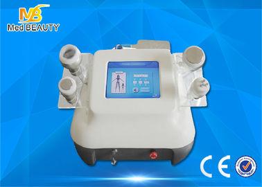 Trung Quốc Face Lifting Ultrasonic Cavitation Rf Slimming Machine , 8 Inch Color Touch Screen nhà phân phối