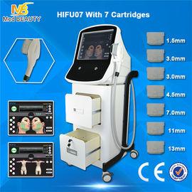Trung Quốc 1000w HIFU Wrinkle Removal High Intensity Focused Ultrasound Machine nhà phân phối