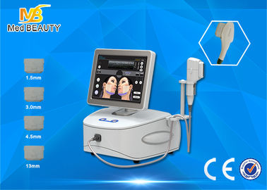 Trung Quốc Professional High Intensity Focused Ultrasound Hifu Machine For Face Lift nhà phân phối