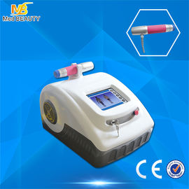 Trung Quốc Portable White Shockwave Therapy Equipment For Shoulder Tendinosis / Shoulder Bursitis nhà phân phối