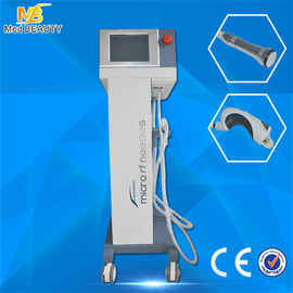 Trung Quốc Microneedle Rf Skin Tightening Fractional Laser Machine For Face Lifting / Wrinkle Removal nhà phân phối