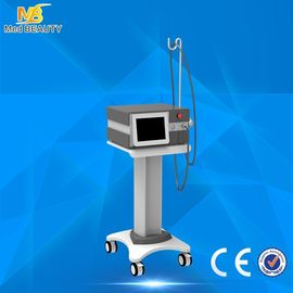 Trung Quốc Vertical Shockwave Therapy Equipment / Extracorporeal Shock Wave Therapy Eswt Machine Reduce Pains nhà phân phối