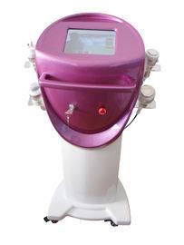 Trung Quốc Ultrasonic Cavitation + Monopolar RF+ Tripolar RF Beauty Machine + Vacuum Liposuction nhà phân phối