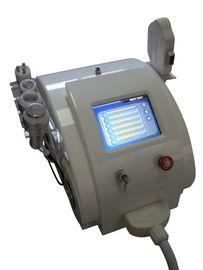 Trung Quốc Multifunction Beauty Equipment Portable IPL+Cavitation+RF For Hair Removal And Slimming nhà phân phối