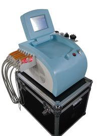 Trung Quốc Radiofrequency Laser Liposuction Equipment , 8 Paddles Lipo Laser Plus Cavitation nhà phân phối